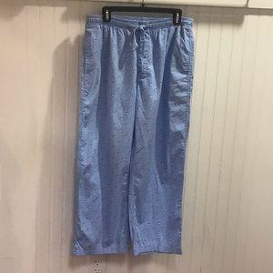 Southern Tide Men's Blue Skipjack Lounge Pants